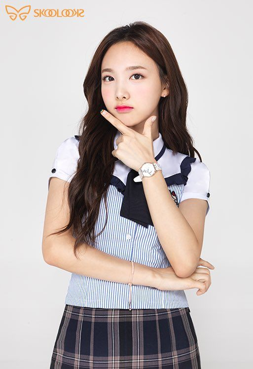 nayeon uniform 6
