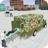Ambulance Rescue Game Simulator 2018