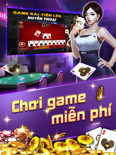 Tien len - Tiu1ebfn lu00ean - Tien len mien nam apkpoly screenshots 12