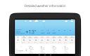 screenshot of Yandex.Weather