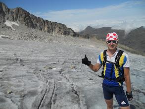 Photo: Aneto glacier
