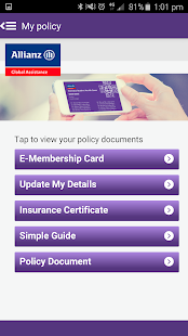 how to find my oshc policy number