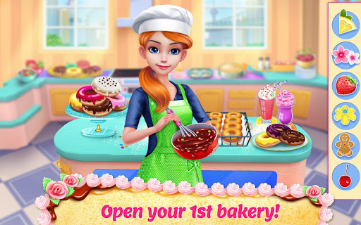 My Bakery Empire - Bake, Decorate & Serve Cakes game (apk) free download for Android/PC/Windows screenshot