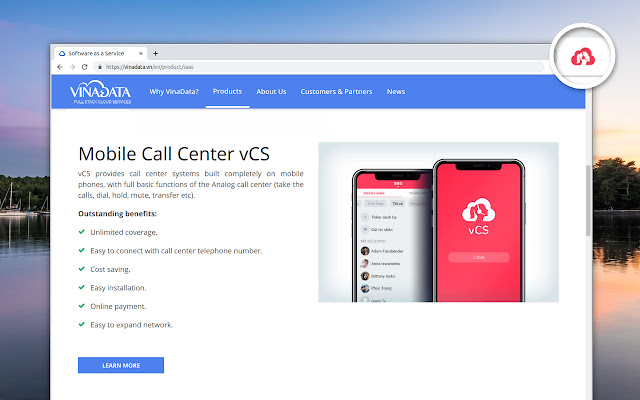 vCS Click-to-Call Extension