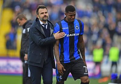 Wesley Moraes s'est confié après son dernier match pour le Club de Bruges