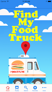 Find My Food Truck- screenshot thumbnail