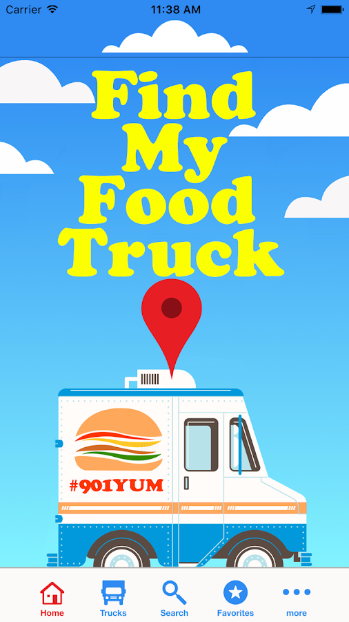 Find My Food Truck- screenshot