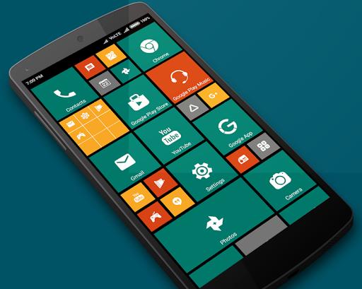 Win Launcher 2019 - metro look smart 8.0.0 app download 2