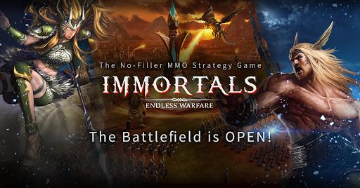 Immortals: Endless Warfare apkmr screenshots 1