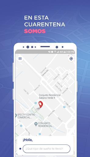 Llevo -Transporte, domicilios y mensajeru00eda express screenshots 2