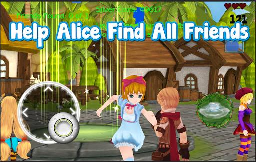 Adventure of Alice Wonderland