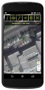 GPS SMS SOS screenshot 19
