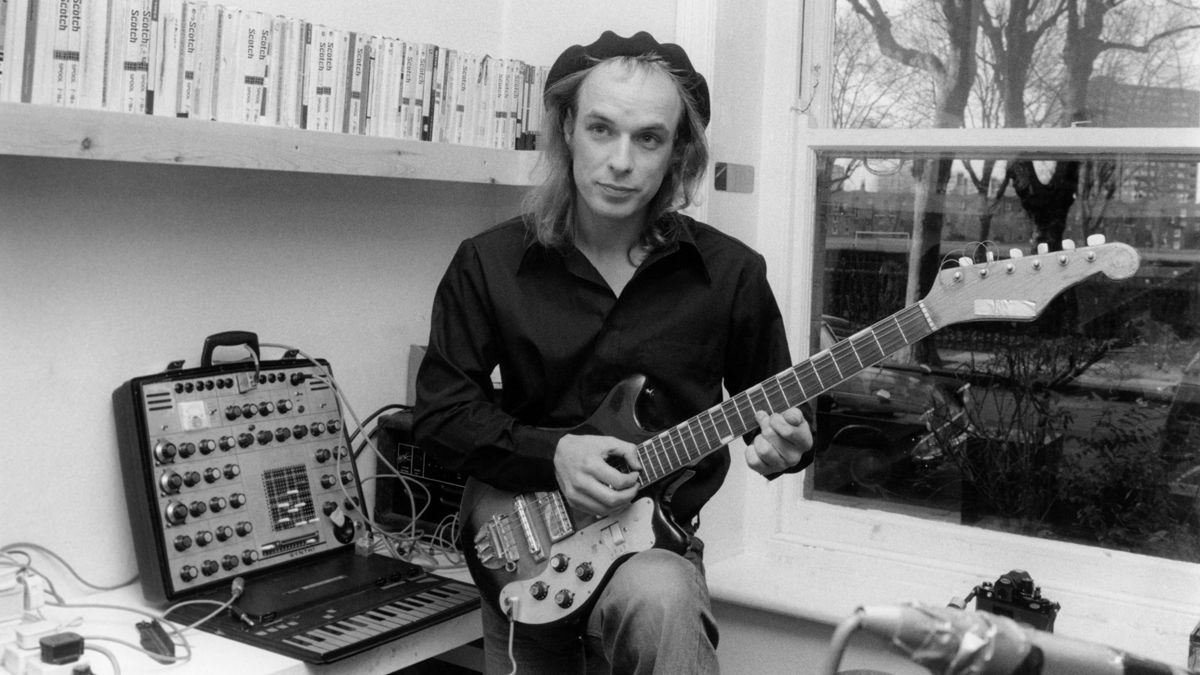 Pioneers like Brian Eno are an inspiration for Ben Tatlow as a music producer