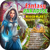 Hidden Object Fantasy Paradise Android APK Download Free By Awesome Casual Games