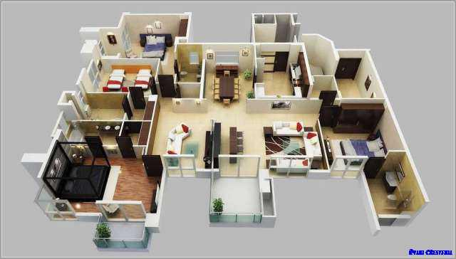 3d House Plans create stunning imagery 3d House Plans Inspiration Screenshot