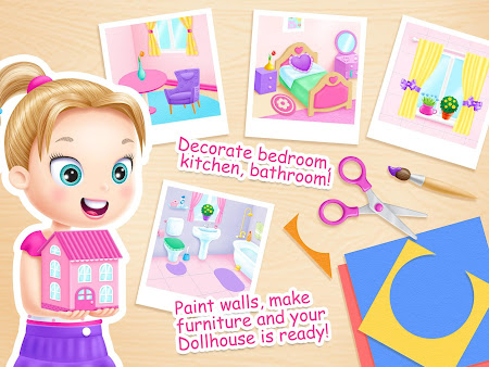 Doll House Cleanup 1.0.11 screenshot 641410