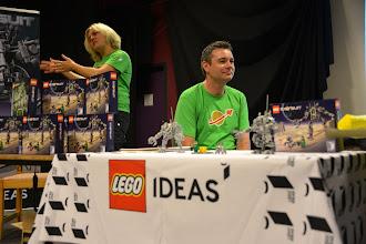Photo: Lego Ideas - AFOL Designer Peter Reid