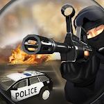Police Vs Robbers Kill Sniper Icon