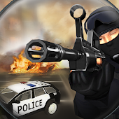 Game Police Vs Robbers Kill Sniper apk for kindle fire