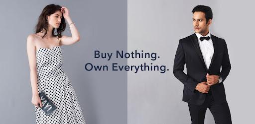 Приложения в Google Play – Flyrobe - Fashion on Rent