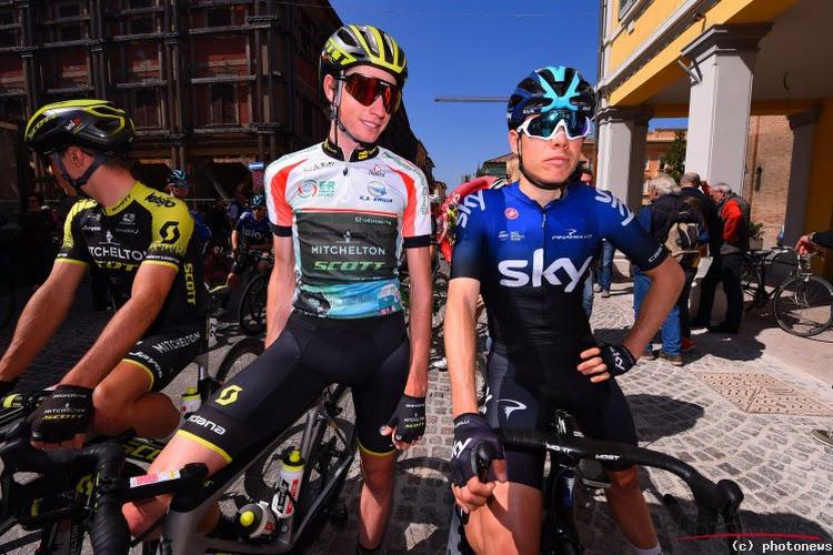Spaanse klimmer (ex-Quick.Step) verlaat de Ronde van Californië met een gebroken hand