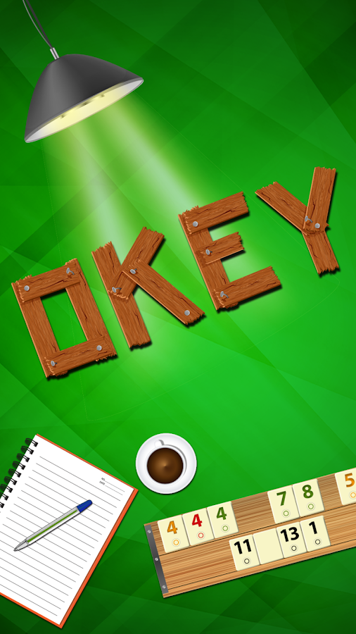 Okey- screenshot