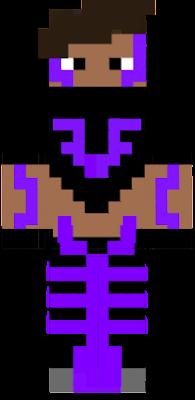 Yugioh Nova Skin - Skin para minecraft de yugioh