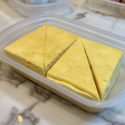 FR45. Steamed Custard Sponge Cake 奶皇馬拉糕