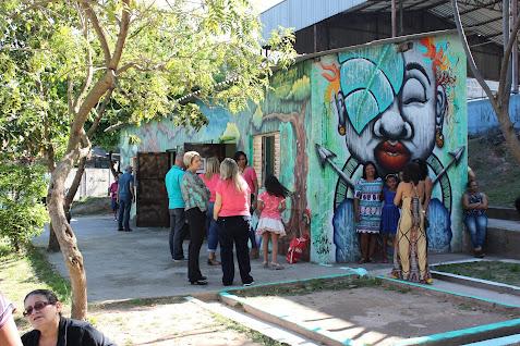 Escola Municipal inaugura sala de oficinas culturais para população