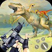 APK Game Dinosaurs Hunter Survival:Jurassic World T-Rex for BB, BlackBerry