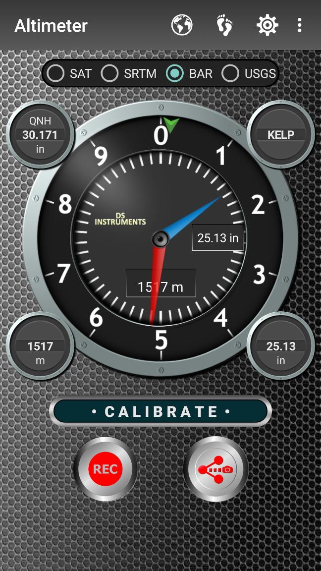 DS Altimeter Screenshot 16