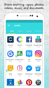 YO! - Data Free Sharing- screenshot thumbnail