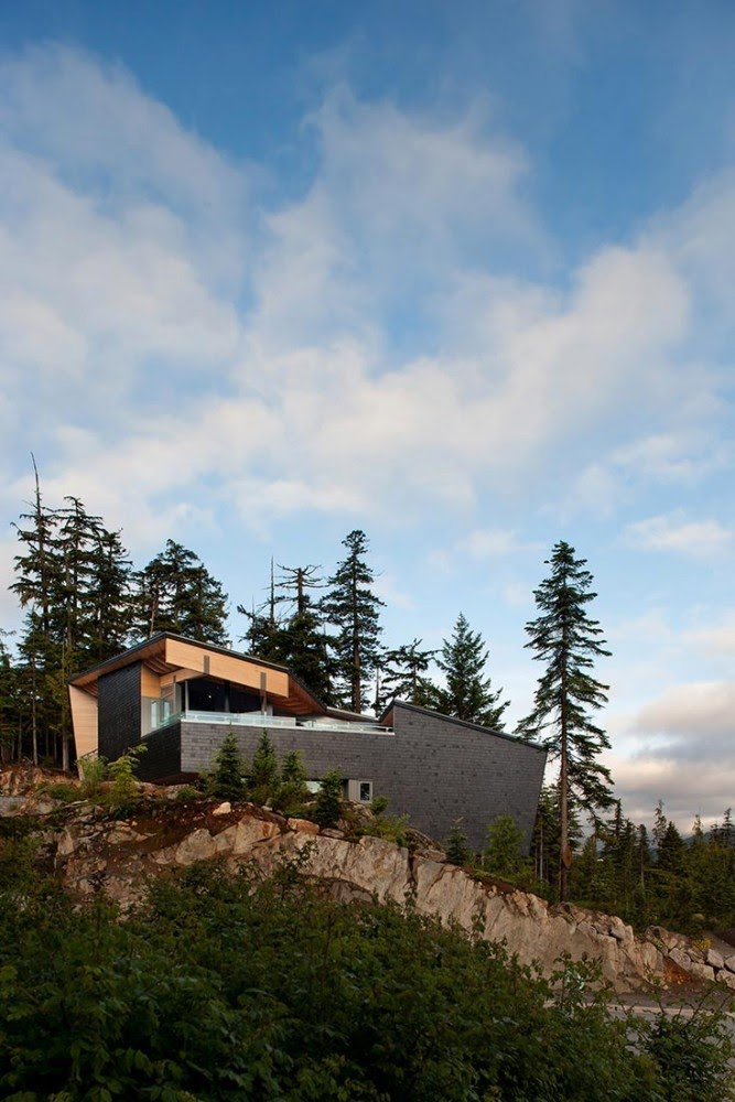 Residencia Whistler - Battersby Howat Architects