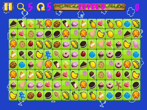 Sweet Candies Puzzle:Free-2015