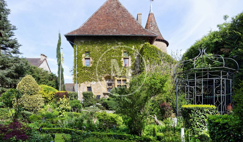 Maison avec terrasse Charolles