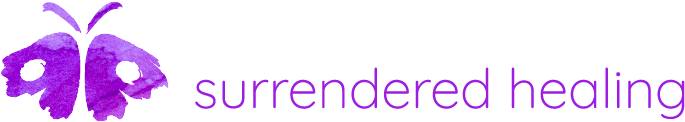 Surrendered Healing Logo