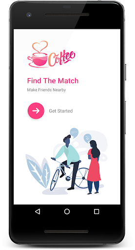 Coffee Adda - Make Friends Nearby 1.6.8 Beta screenshots 1