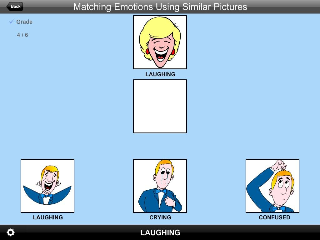 Match Emotions UsSimPic...Lite- screenshot