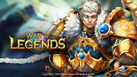 War of Legend screenshot