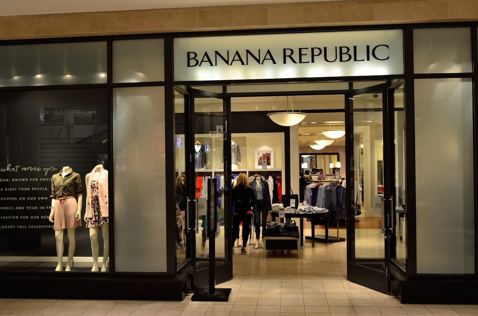Little clothing stores