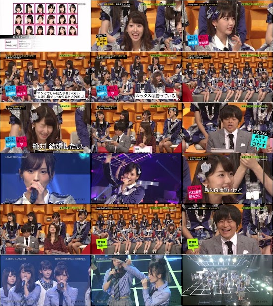 (TV-Music)(1080i) AKB48 Part – バズリズム 160909