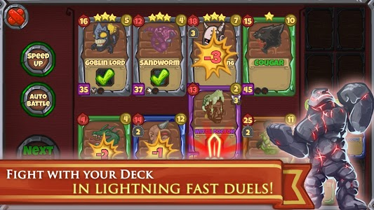 Deck Warlords - TCG card game v2.02 (Mod Money)