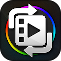 Video Converter, Compressor MP4, 3GP, MKV,MOV, AVI icon