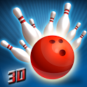 Spin Bowling Alley King 3D: Stars Strike Challenge icon