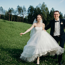 Wedding photographer Sergey Vereschagin (PatrikZ). Photo of 05.11.2017