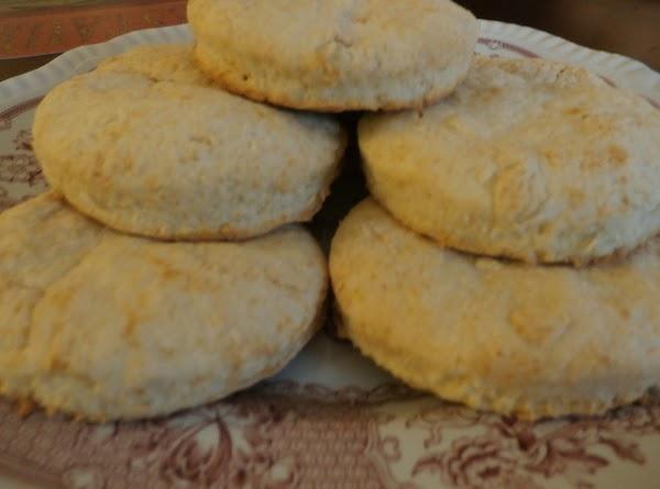Velvet Cream Biscuits Recipe