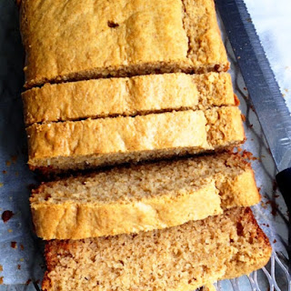 Wholemeal Vanilla Loaf Cake Recipe