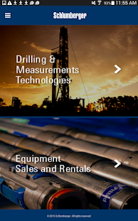 SLB Drilling & Measurements- screenshot thumbnail