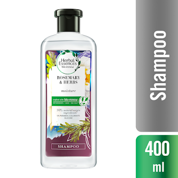 Shampoo Herbal Essences Bio:Renew Rosemary & Herbs 400 ml