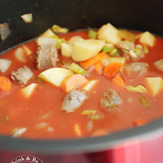 Venison Sausage Stew Recipes